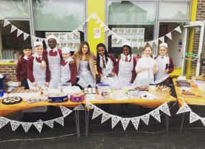 Maths cake sale photo